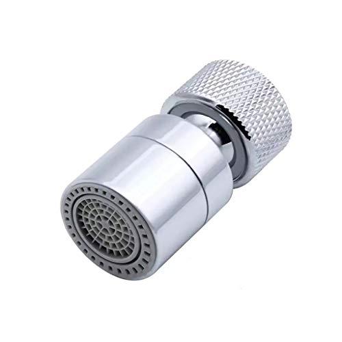 JYDQM Flexible 360 Grados Aeroador Outlet Tapón Giratorio Ahorro de Agua Grifo Grifo Pulverizador Pulverizador Toque Cabeza Fregadero Mezclador Suministros de Cocina