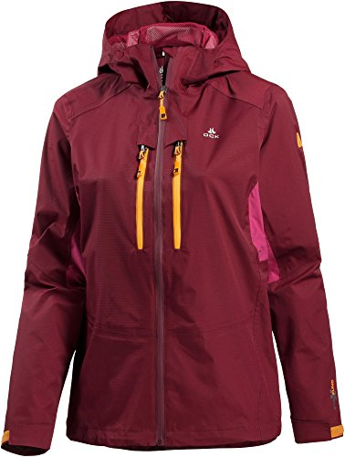 OCK Damen Outdoorjacke rot 34