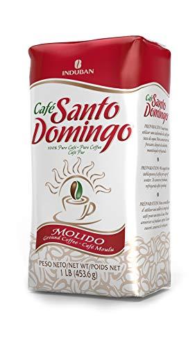 Santo Domingo Dominikanische Boden Kaffee 1 Beutel / Pfund