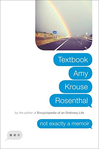 Price comparison product image Textbook Amy Krouse Rosenthal