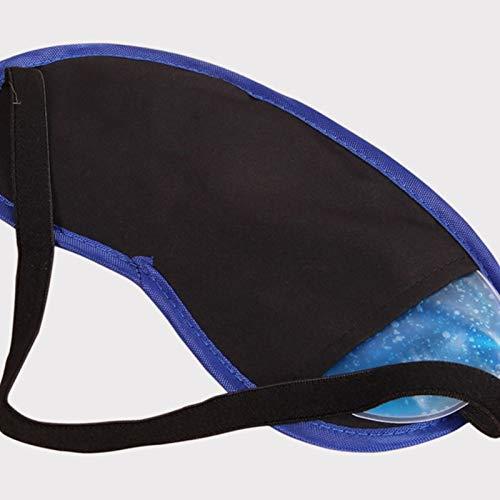 Sommer essentielle Eis zu entfernen dunkle Kreise, lindern Augenermüdung, Männer und Frauen Schlafmaske