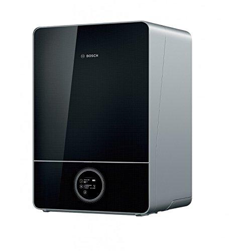 Bosch thermotechnologie-chaudière Gas condensación pared 9000i W calefacción solo 50kW negro Réf gc9000i W50B237736701327