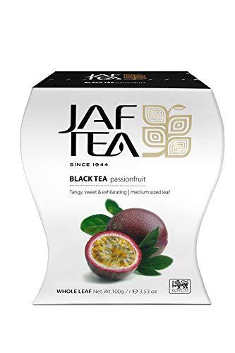 JAF TEA Schwarzer Tee - Passionsfrucht - Karton