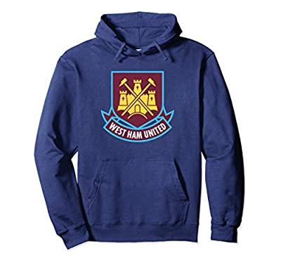 West Ham United Color Castle Pullover Hoodie