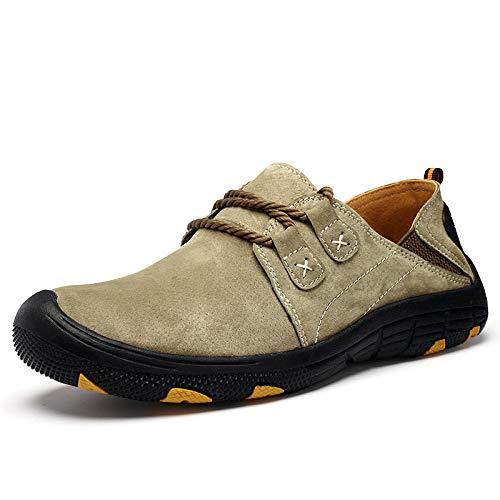 Aerlan Comfortable Sports Shoes,Calzado Casual para Hombres al Aire Libre, Calzado Deportivo Transpirable para Caminar-Card_40,Zapatillas para Correr con Acolchado de Aire