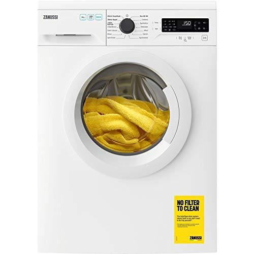 Zanussi ZWF844B4PW CleanBoost 8kg 1400rpm Freestanding Washing Machine - White