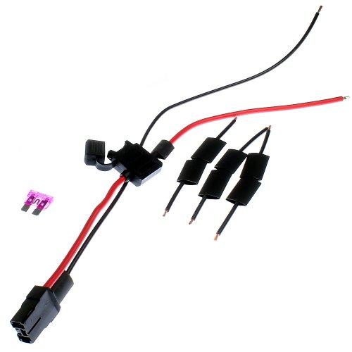 Set de câbles de batterie pour trottinette électrique mach1 36 v