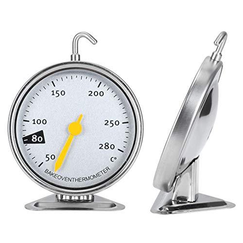 con gancho Cocina Herramientas de medición Termómetro reutilizable para cocinar para horno