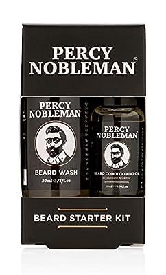Percy Nobleman Beard Starter