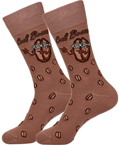 Coffee Socks Fun Novelty Socks Cool Beans Coffee Gifts for Coffee...