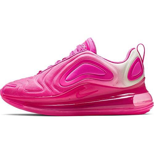 Nike Damen Air Max 720 (gs) Leichtathletikschuhe, Mehrfarbig (Laser Fuchsia/Phantom 000), 38.5 EU
