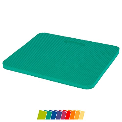 softX – Komfort-Sitzkissen, grün