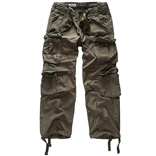 Trooper Airborne Trousers Lightning Edition Olive - 3XL