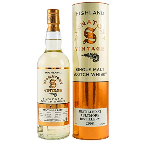Aultmore 2008-11 Jahre - Signatory Vintage - Single Malt Whisky (1x0,7l)
