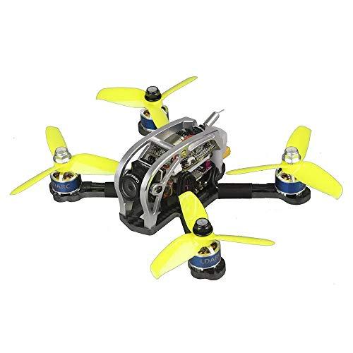 OUYAWEI LDARC 130GTI-HD 133mm F4 OSD 3-4S FPV Racing Drone PNP BNF con cámara Caddx.US Turtle V2 1080P Sin Receptor Juguetes