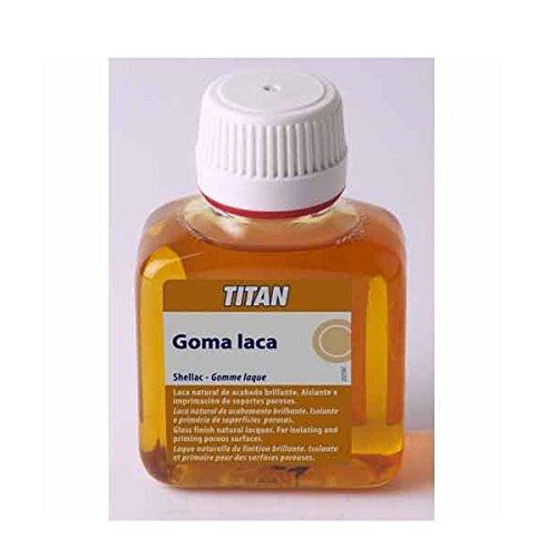 GOMA LACA TITAN 250 ML