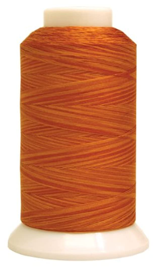 Superior Threads - Egyptian-Grown Cotton Sewing Thread for Quilting, King TUT #911 Flower Pot, 2,000 Yds.