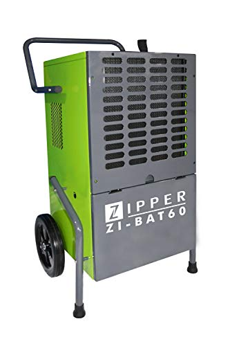 Zipper ZI-BAT60 Luftentfeuchter, 530x580x1035 mm