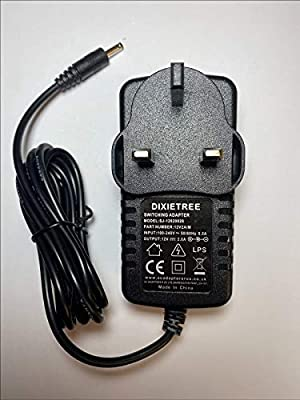 """12V 2A AC-DC Switching Adaptor Power Supply Charger for Geobook3x Geobook 3x 13"""""""