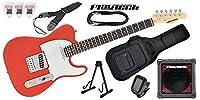 PLAYTECH (プレイテック) TL250ギター入門セット TL250ギター入門セット Red
