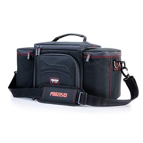 Prozis Befit Bag 2.0, Borsa Frigo Isotermica Fitness per i Pasti, Mantiene Caldo e Freddo, Ottimo per Qualunque Dieta, 41 cm, Nero