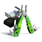 JAKEMY 9 Tools 15 Functions in 1 Multitool...