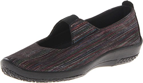 Arcopedico Leina Black Sorrento Shoe 9 M US
