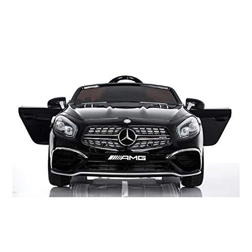 RC Auto kaufen Kinderauto Bild 2: Toyas Mercedes Benz SL65 KINDERAUTO ELEKTROAUTO SPORTAUTO Schwarz 12V*