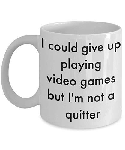N\A Taza de café Divertida de los Profesionales de los Jugadores Expertos del Muchacho de los Videojuegos