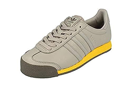 adidas Samoa VNTG Zapatillas Hombre Gris, 39 1/3