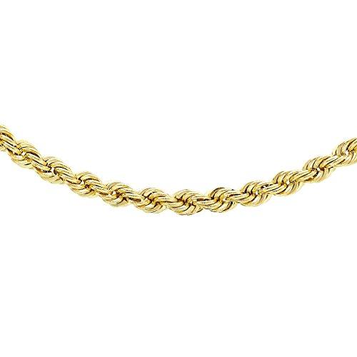 Carissima Gold Damen-Kordelkette 375 Gelbgold-1.12.0180