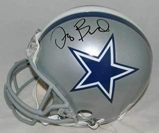 Dez Bryant Autographed Signed Memorabilia Dallas Cowboys Full Size Authentic Proline Helmet - Authentic Signature