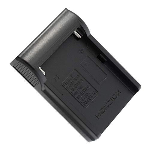 HEDBOX | RP-DFM50 | Piastra caricabatteria per batteria Sony NP-F970, NPF770, NPF550 e HEDBOX RP-NPF1000