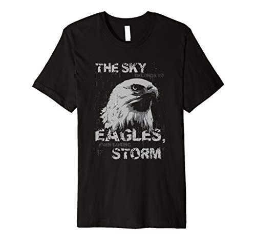 Adler-Weißkopfseeadler-Seeadler T-Shirt