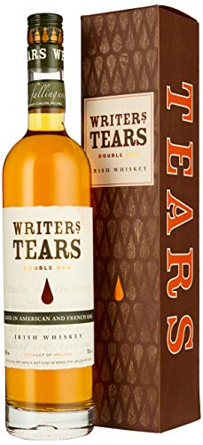 Writer's Tears DOUBLE OAK Irish Whisky (1 x 0.7 L)