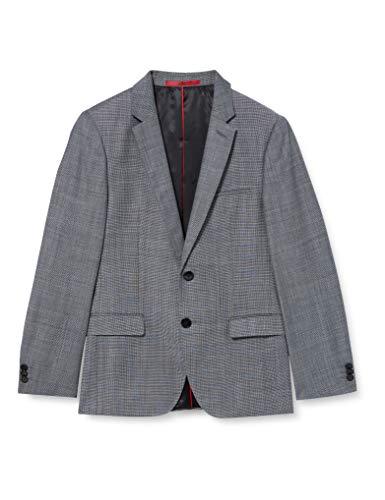 HUGO Herren Arti/Hesten193 Anzug, Medium Grey(031), 44