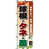 のぼり 球根・タネ・苗 0240086IN