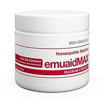 EMUAID Max First Aid Ointment 2 Ounce