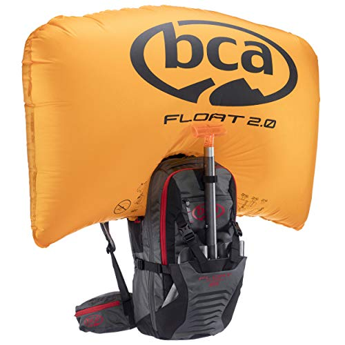 BCA Float 25 Turbo Avalanche Airbag 2.0 - Grey/Black/Red