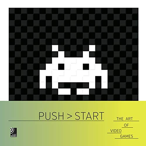 Push Start: The Art of Video Games - Fotobildband inkl. 10