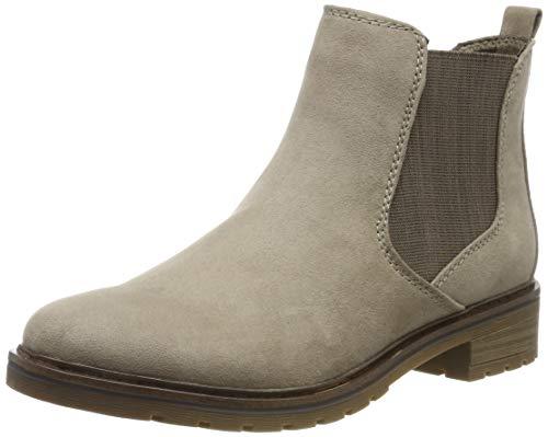 MARCO TOZZI Damen 2-2-25490-23 Chelsea Boots, Braun (Antelope Comb 378), 38 EU
