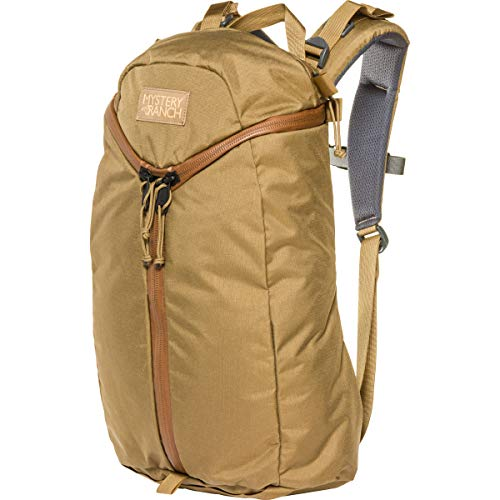 MYSTERY RANCH Urban Assault 21 Backpack - Inspired by Military Rucksacks, Coyote, 21L