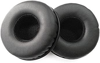 VEVER A Pair of Replacement Headphones Earpads Ear Pads Ear Cushions for AKG K518 K518DJ K518LE K81 Sony MDR-NC6