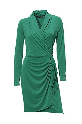 PATRIZIA DINI Damen-Kleid Kleid Grün Größe 42