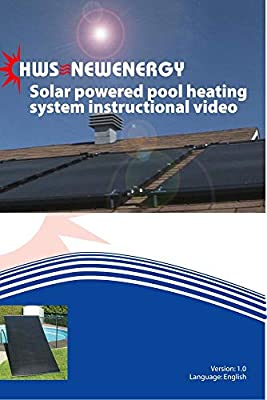 Do It Yourself Solar Panels for Swimming Pools, Spas & more
