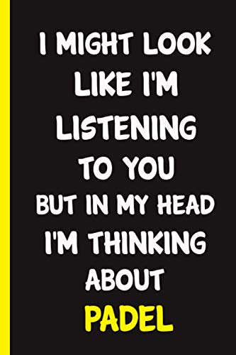 I Might Look Like I'm Listening To You But In My Head...