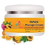 ExpertGlow Papaya Face Massage Cream for Skin Whitening, Tanning And Pigmentation Control Anti-Marks