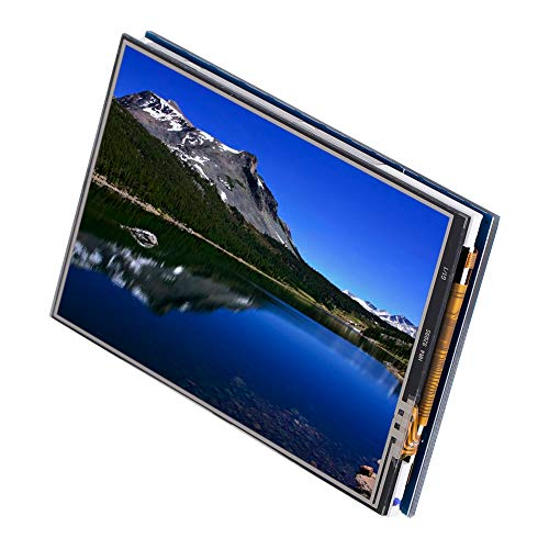 "Zouminy 3,5""TFT LCD-Bildschirmmodul 480x320 für Arduin o U NO & MEGA 2560 Board/Mit Touch Panel/Ohne Touch Panel(with Touch Panel)"