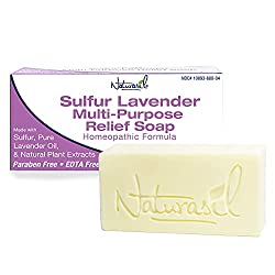 Nature's Innovation Sulfur-Lavender Soap