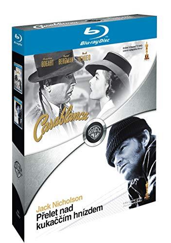 Bd Dvojbaleni - Prelet Nad Kukaccim Hnizdem + Casablanca (One Flew over the Cuckoos Nest + Casablanca) (Versión checa)